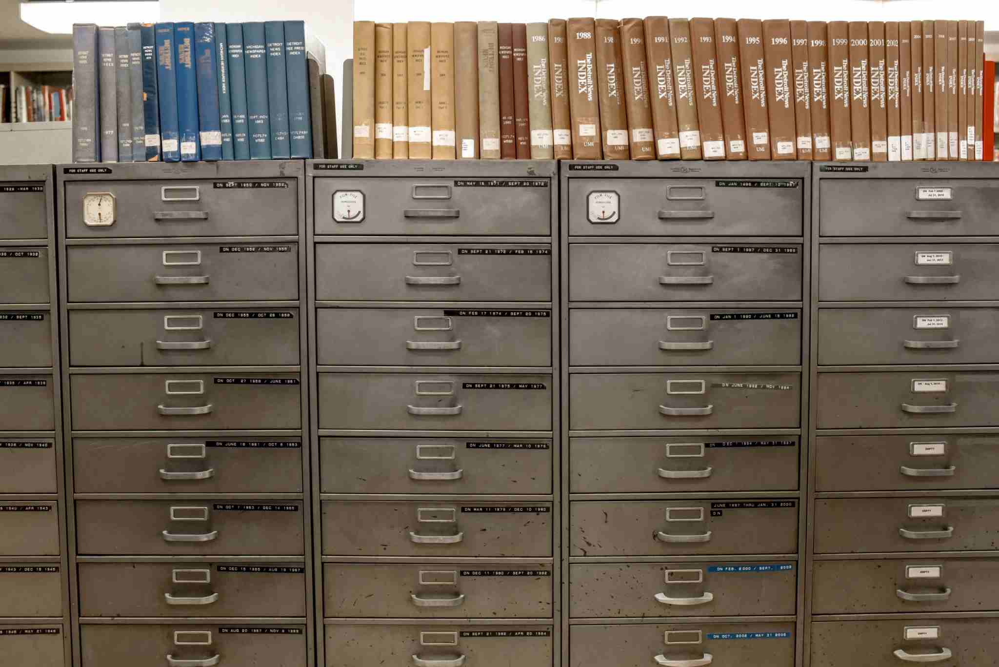 General considerations to provide access to documents shared online