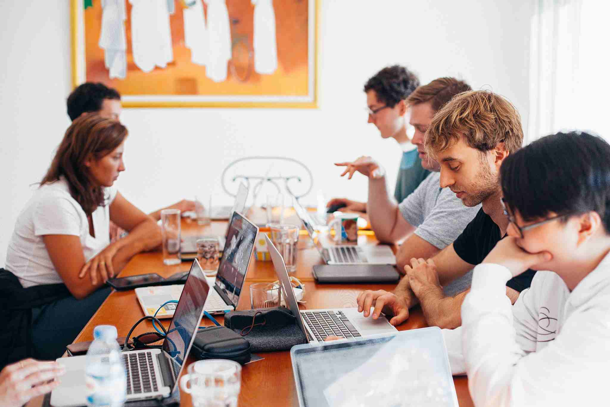 Destress your team while training by using our process management software for free